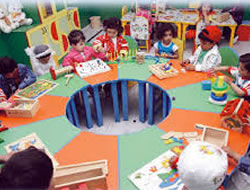 Day Care Center in Long Beach