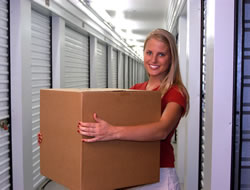 Self Storage in Long Beach